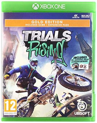 Trials Rising édition Gold, le motocross déjanté