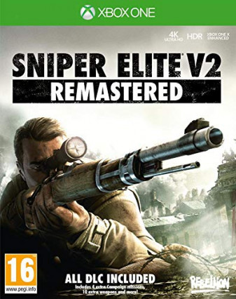 Sniper Elite V2 Remastered, pour jouer à la lunette