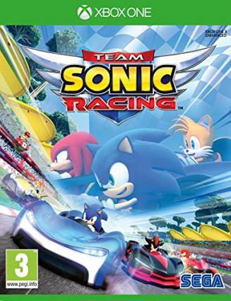 Team Sonic Racing, pour faire la course entre hérisson