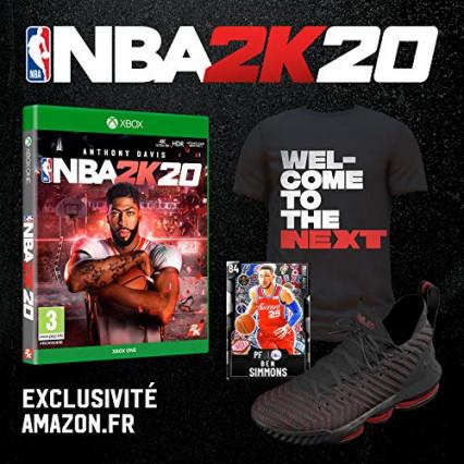 NBA 2K20, pour jouer au basket comme si vous y étiez