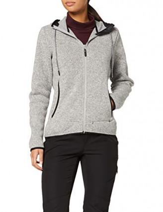 Un hoodie polaire pour femme Eider Mission