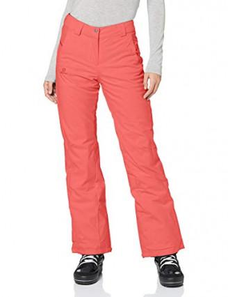 Pantalon de ski pour femme Salomon Stormseason