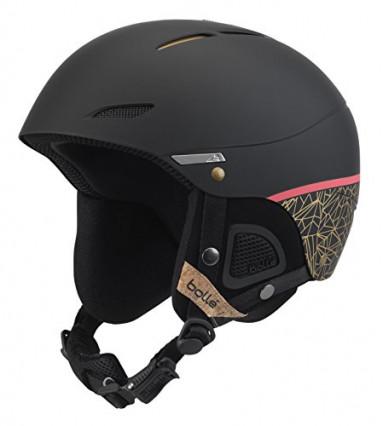 Le casque de ski à visière pour femme Bollé Juliet