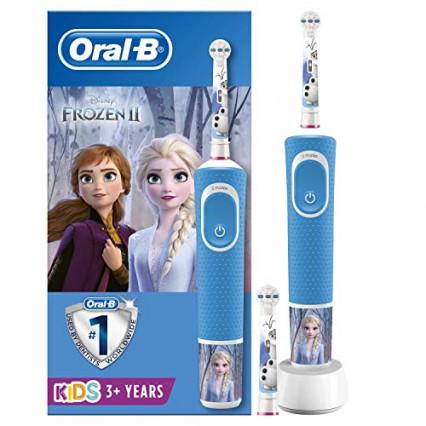Une jolie brosse à dents électrique pour les enfants