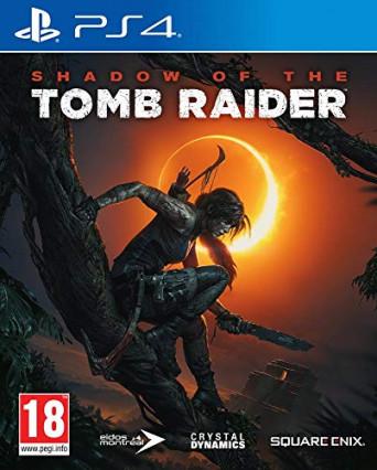 L'incontournable Lara Croft sur PS4