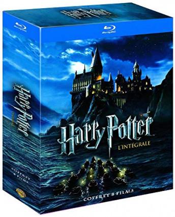 L'intégrale Harry Potter en DVD ou blu-ray