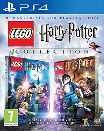 L'intégrale des jeux LEGO Harry Potter, pour jouer aux jeux des livres