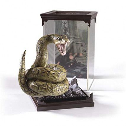 Une petite réplique de Nagini, le serpent de compagnie de Voldemort