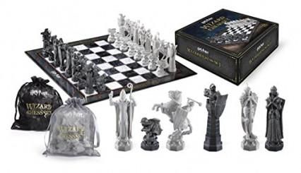 La reproduction du jeu d'échecs découvert dans Harry Potter à l'École des Sorciers