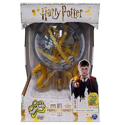 Le casse-tête Perplexus Harry Potter, mélangeant adresse et réflexion