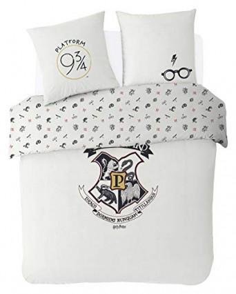 La parure de lit Harry Potter, pour une chambre à l'image du sorcier