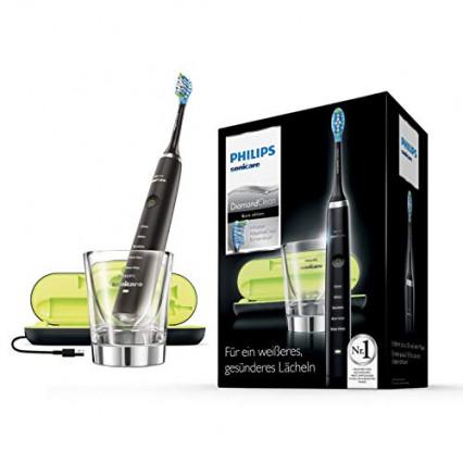 Une brosse à dent électrique