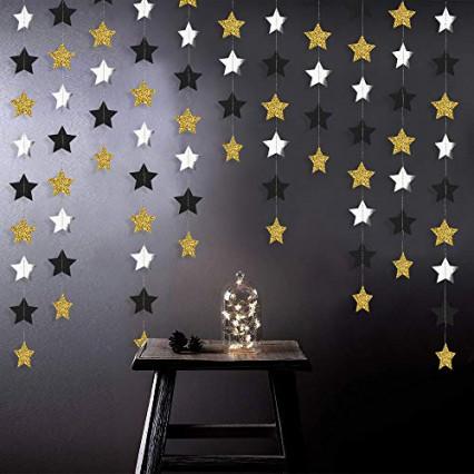 Un rideau d'étoiles
