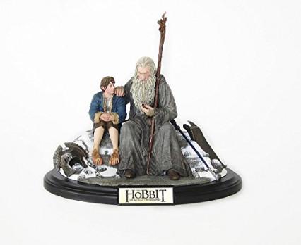 Le Hobbit : La Bataille des Cinq Armées, avec une statuette collector