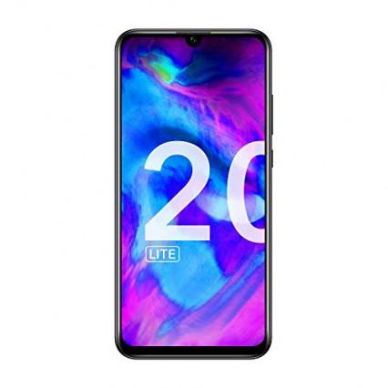 Le smartphone Honor 20 Lite