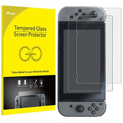 Un écran de protection en en verre trempé pour la Switch