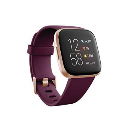 Le bracelet Fitbit Versa 2, avec contrôle vocal