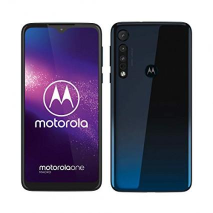 Le smartphone Motorola One Macro, un modèle sérieux
