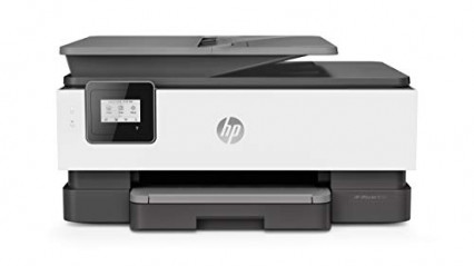 L'imprimante multifonction HP OfficeJet Pro 8012 qui peut scanner vers le Cloud