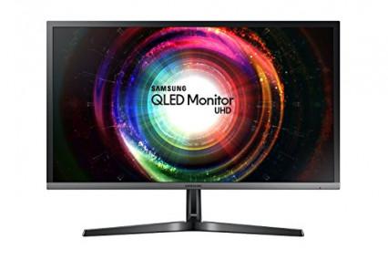 L'écran PC 4K Samsung QLED U28H750UQU