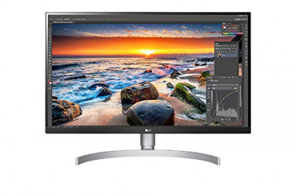 L'écran mat 4K de LG, le 27UL850-W