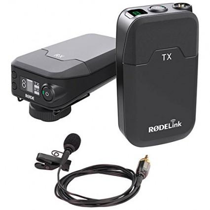 Microphone-caméra RODE Microphones Link Film Maker sans câble