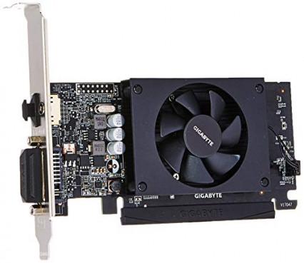 Gigabyte GeForce GT 710, l'entrée de gamme pour les petits jeux