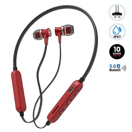 Les écouteurs Bluetooth intra-auriculaires Cavalrywolf