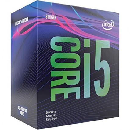 Le processeur Intel i5 9400F