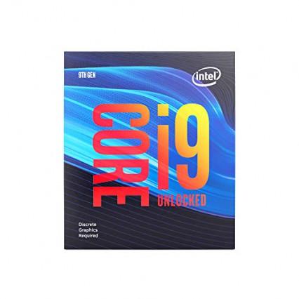 Le processeur Intel Core i9 9900Kf