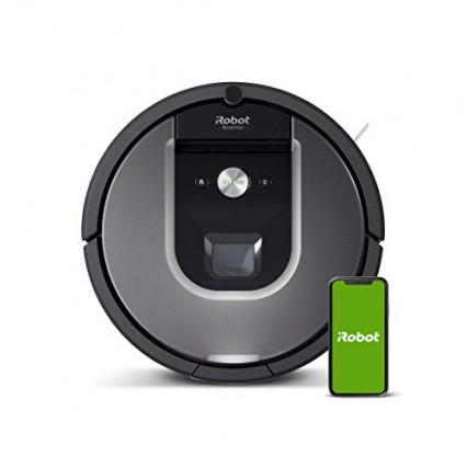L'aspirateur intelligent par iRobot