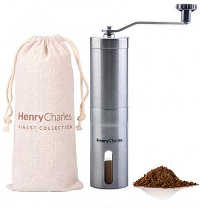 Le moulin à café manuel moderne