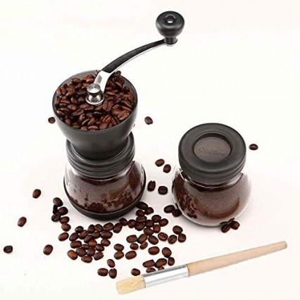 Moulin à café avec réservoir