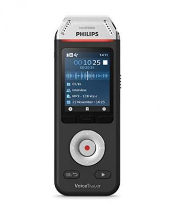 Le VoiceTracer DVT2110 de Philips, idéal pour prendre des notes