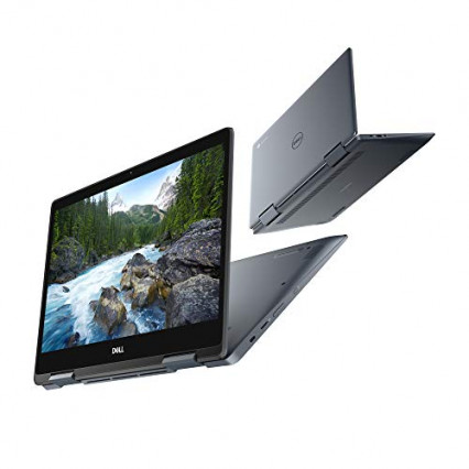 L'ordinateur portable tactile et convertible Dell Inspiron Chromebook 14