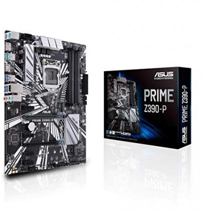 La carte mère gaming Asus Prime Z390-P