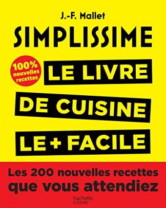 Le livre des recettes simples