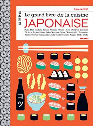 Le livre pour tout savoir sur la cuisine japonaise