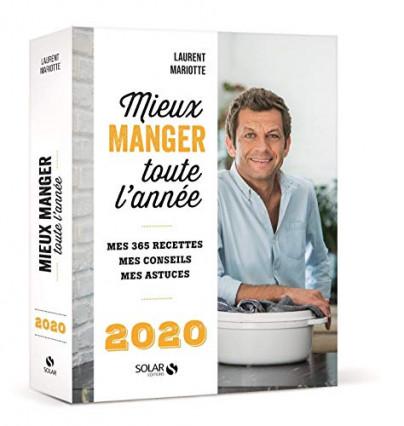 Le livre qui vous fournit des recettes pour chacun des jours de l'année