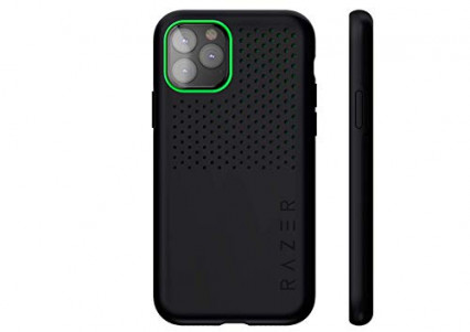 La coque Razer Arctech Pro Black Case pour iPhone 11