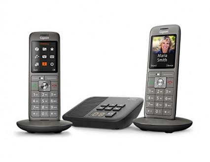 Le duo de téléphones sans fil Gigaset CL660A