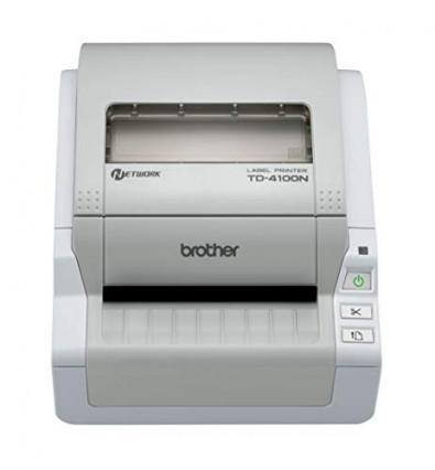 L'imprimante d'étiquettes professionnelle Brother TD-4100N