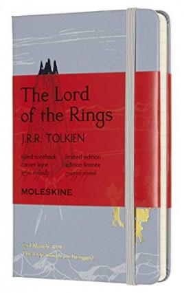 Le Moleskin Le Seigneur des Anneaux
