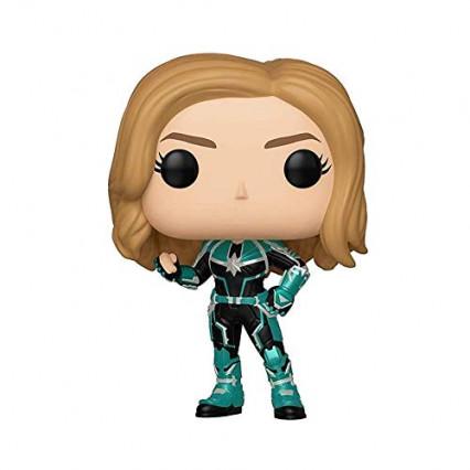 La figurine Funko Pop : Captain Marvel
