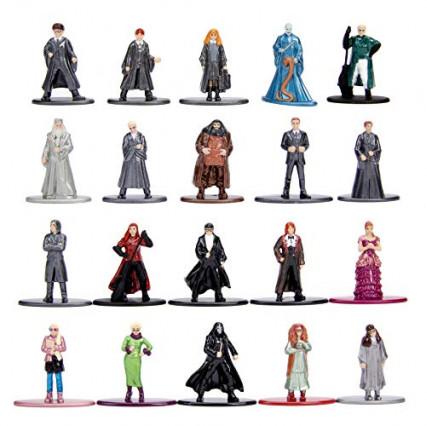 Les 20 figurines Majorette Harry Potter