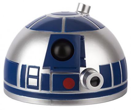 Le radio réveil numérique Star wars R2D2