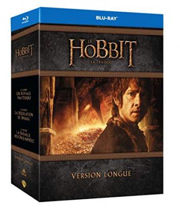 Le coffret de la trilogie The Hobbit - version longue