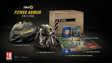 FALLOUT 76 Collector