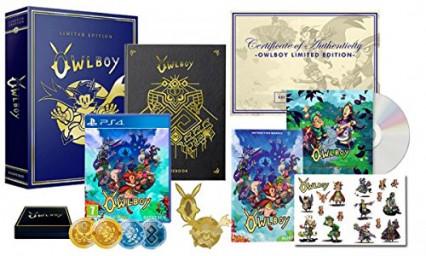 Owlboy - Edition Limitée