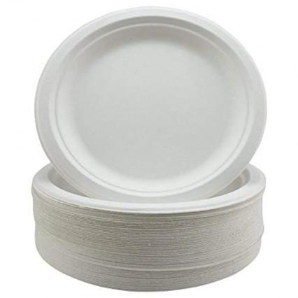 Des assiettes en papier robuste